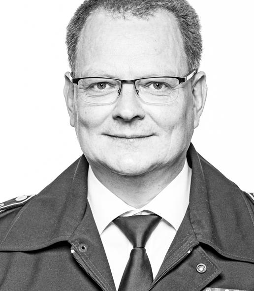 Thomas Temmann, Feuerwehr Werne